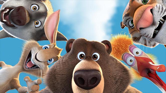 ¿Quién perdió un panda? (2019) BRRip 1080p Latino