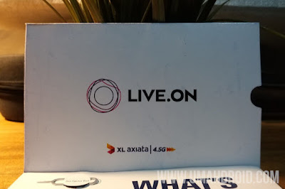 Registrasi Kartu Live On XL