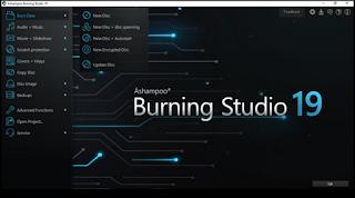Ashampoo Burning Studio 19.0.3.11 Final Full Version