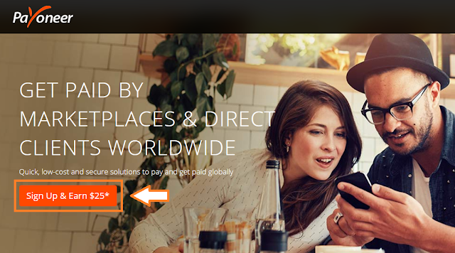How To Earn Money From Refer A Friend Payoneer Affiliate Program | Make Money Online