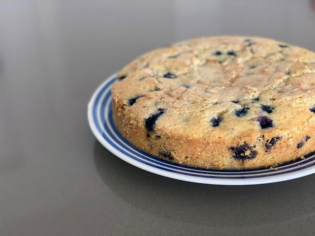 Blueberry Cornbread