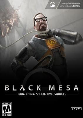 Capa do Black Mesa