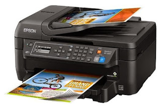 Download Epson WorkForce WF-2650 drivers