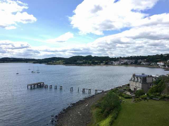 View from Fife Coastal Path, Aberdour