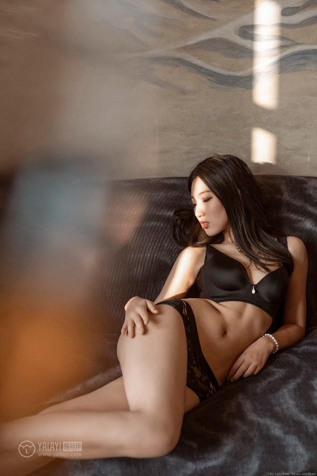 YALAYI雅拉伊 2019.06.01 No.295 释放 张萌