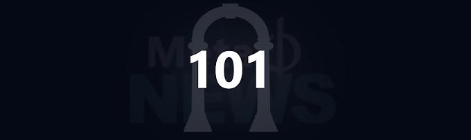 La symbolique du nombre 101