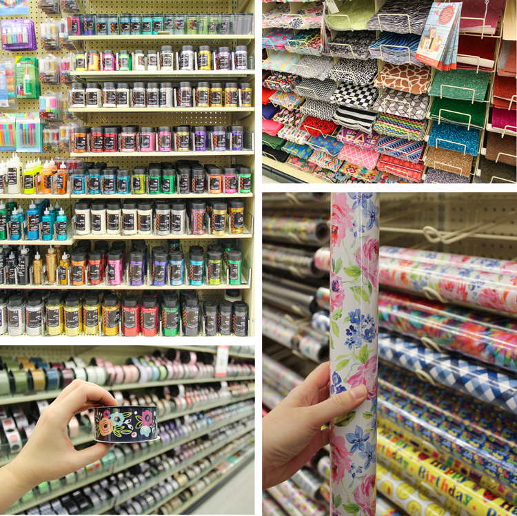 Hobby Lobby Craft Supplies