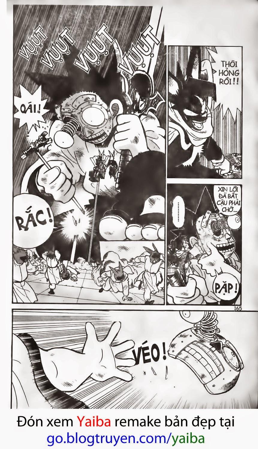 Yaiba chap 153 trang 15