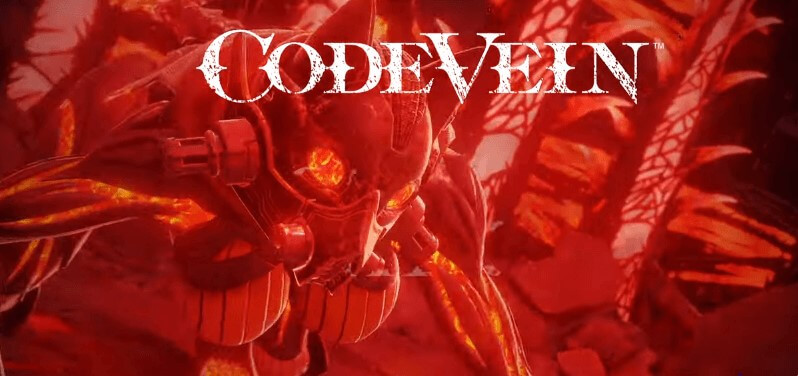 Code Vein - Successor Of The Claw Boss Trailer