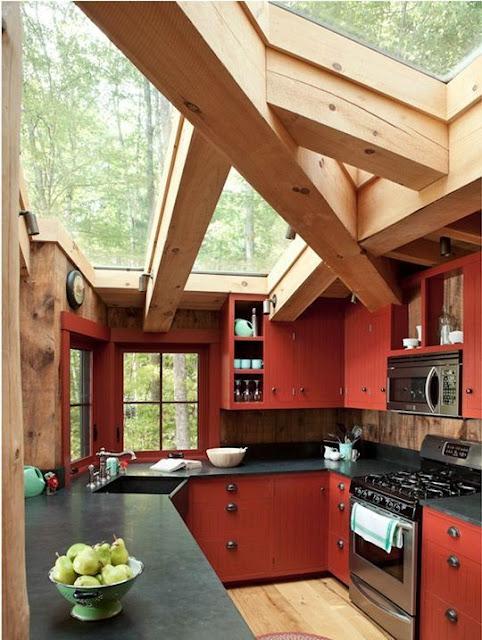 Skylight Kitchen