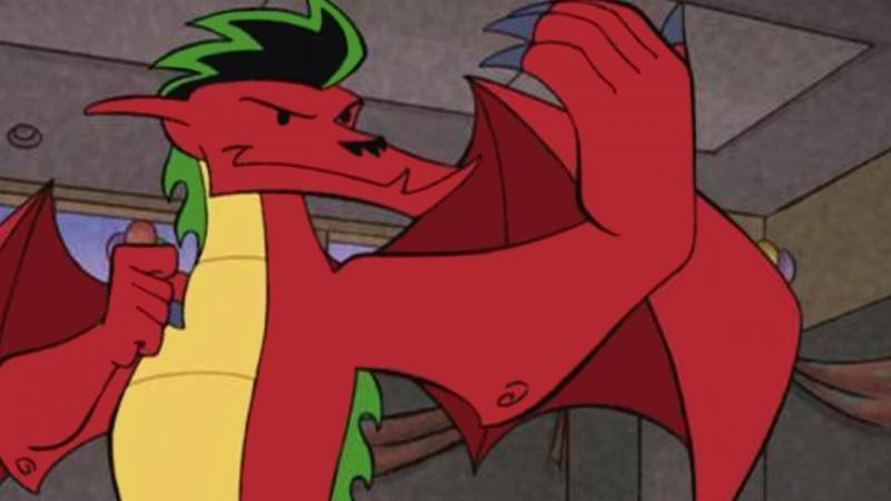 Baú Nostálgico #27: Jake Long, o Dragão Ocidental