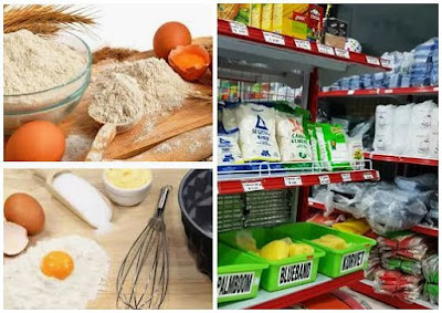 lokasi belanja alat perlengkapan dan bahan kue Tangerang