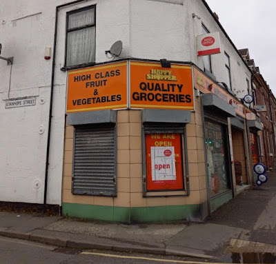 The Wayfairer Discount Store in Ilkeston