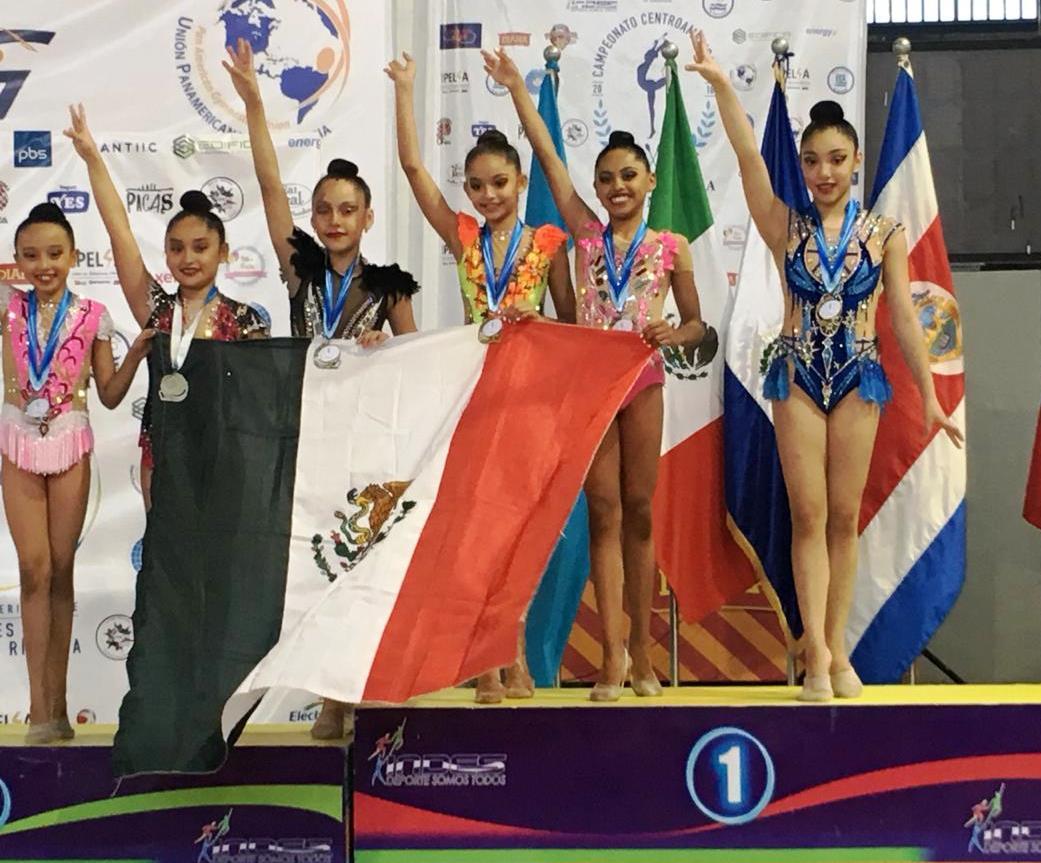 Aguascalientes Luce en la Copa Panamericana de Clubes de Gimnasia ... 5ddaa0e2209