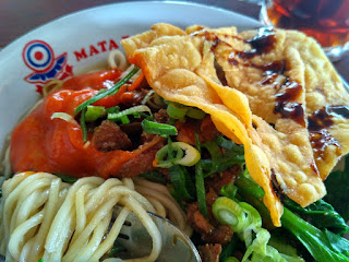 Mie Ayam Bakso Podomoro Sumber Batikan Bantul