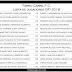 Lista de Jugadores para OFI 2016