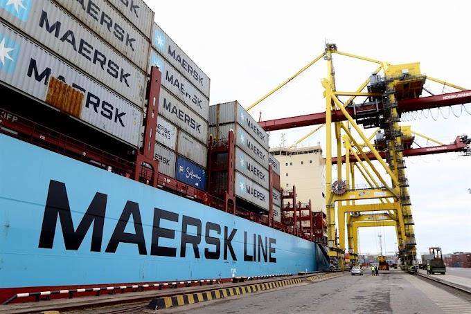 Maersk eliminará puestos de trabajo en una importante reorganización