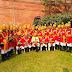 मूँछों वाला दस्ता में मधेपुरा के अरविंद झा पिछले 7 सालों से दिल्ली के राजपथ पर गणतंत्र दिवस के पैरेड में ले रहे हैं भाग