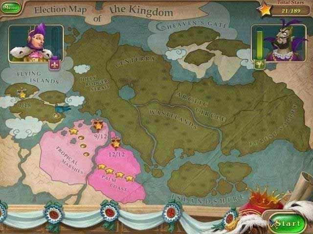 لعبة Royal Envoy