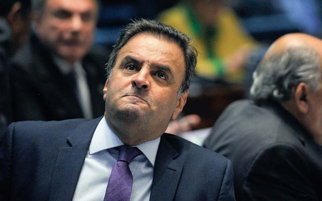 Aécio vira réu por corrupção passiva e tentativa de obstrução da Justiça