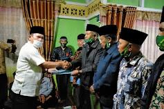 Malam Ini, Ahmadi Zubir Kukuhkan Tim 5 Koto, Pesisir Bukit