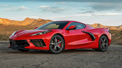 it's confirmed: the 2021 mid-engined chevrolet corvette is