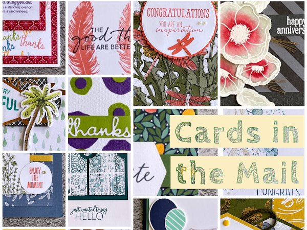 Cards in the Mail | Random Acts of Kindness #randomactsofkindess #makeacardsendacard