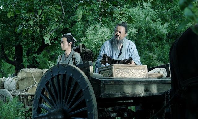 Lời thệ nguyện và cảnh giới thọ sanh cho 3 thầy trò Khổng Tử