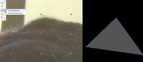 Tutorial Membuat Low Polygon Vector Art Wajah di CorelDRAW jhonarendra