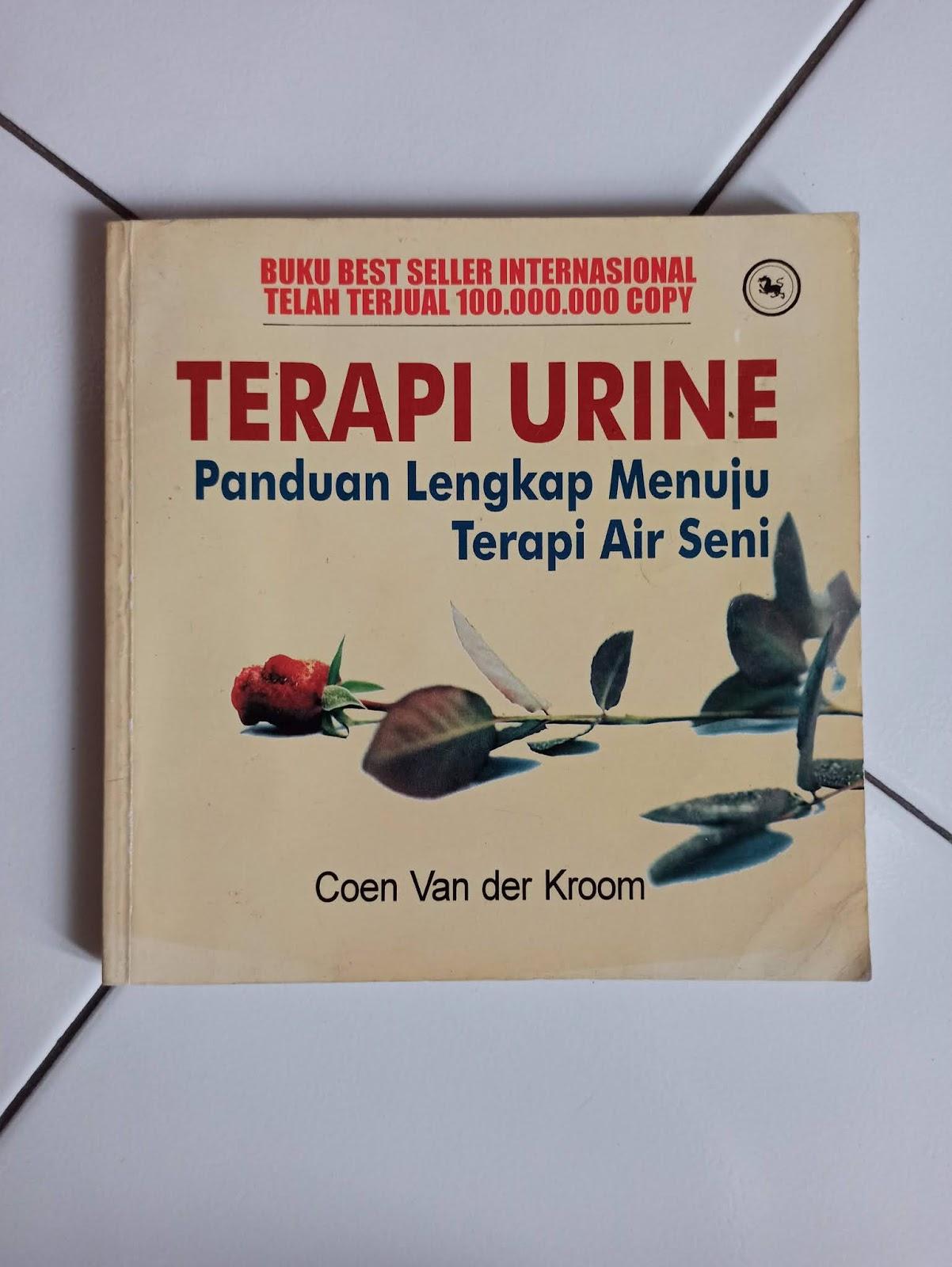 Buku Bekas Terapi Urine