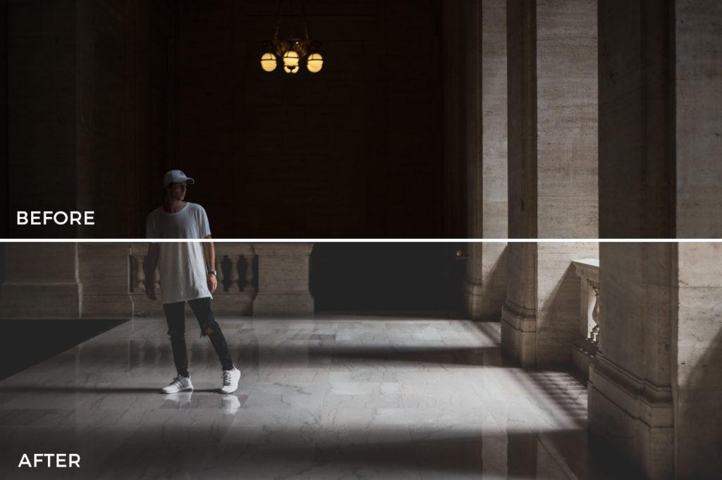 Clean Portrait Presets for Lightroom with Movieman773 Lightroom Presets (LR)
