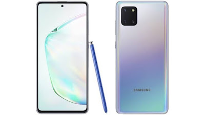 Samsung galaxy note 10 lite - Launch date, Price in India and specification