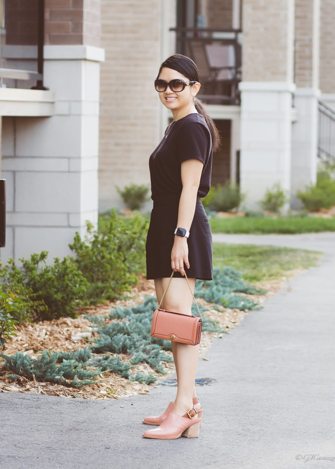 summer petite outfit