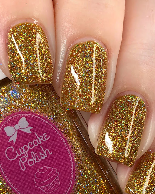 Cupcake Polish Lets Get Crazy 25 Sweetpeas