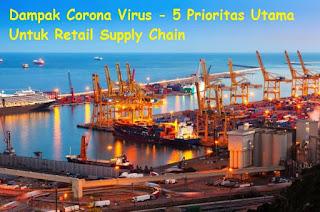 Dampak Corona Virus - 5 Prioritas Utama Untuk Retail Supply Chain