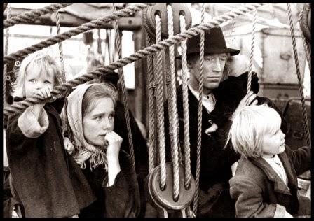 Los emigrantes (Jan Toell, 1971)