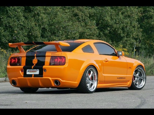 Ford Mustang Pictures, Photos, Images