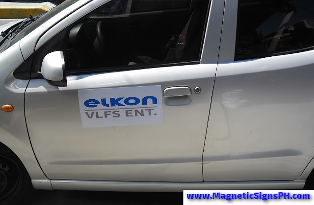 Car Door Magnet - Elkon VLFS Enterprise, Valenzuela City