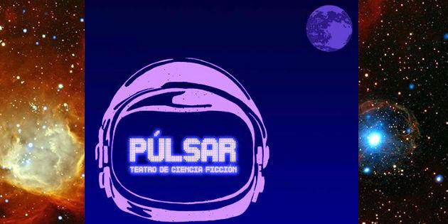 Cartel obra de teatro Pulsar