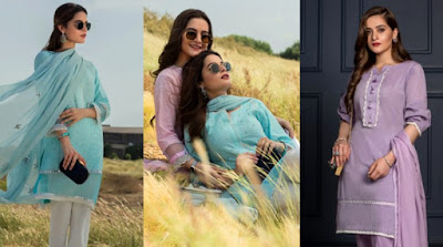 Aiman and Minal Fahion Shoot for their own Fashion Brand
