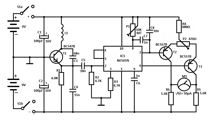 Phonotapeand Microphone Preamp Circuit Diagram Tradeoficcom - Wiring