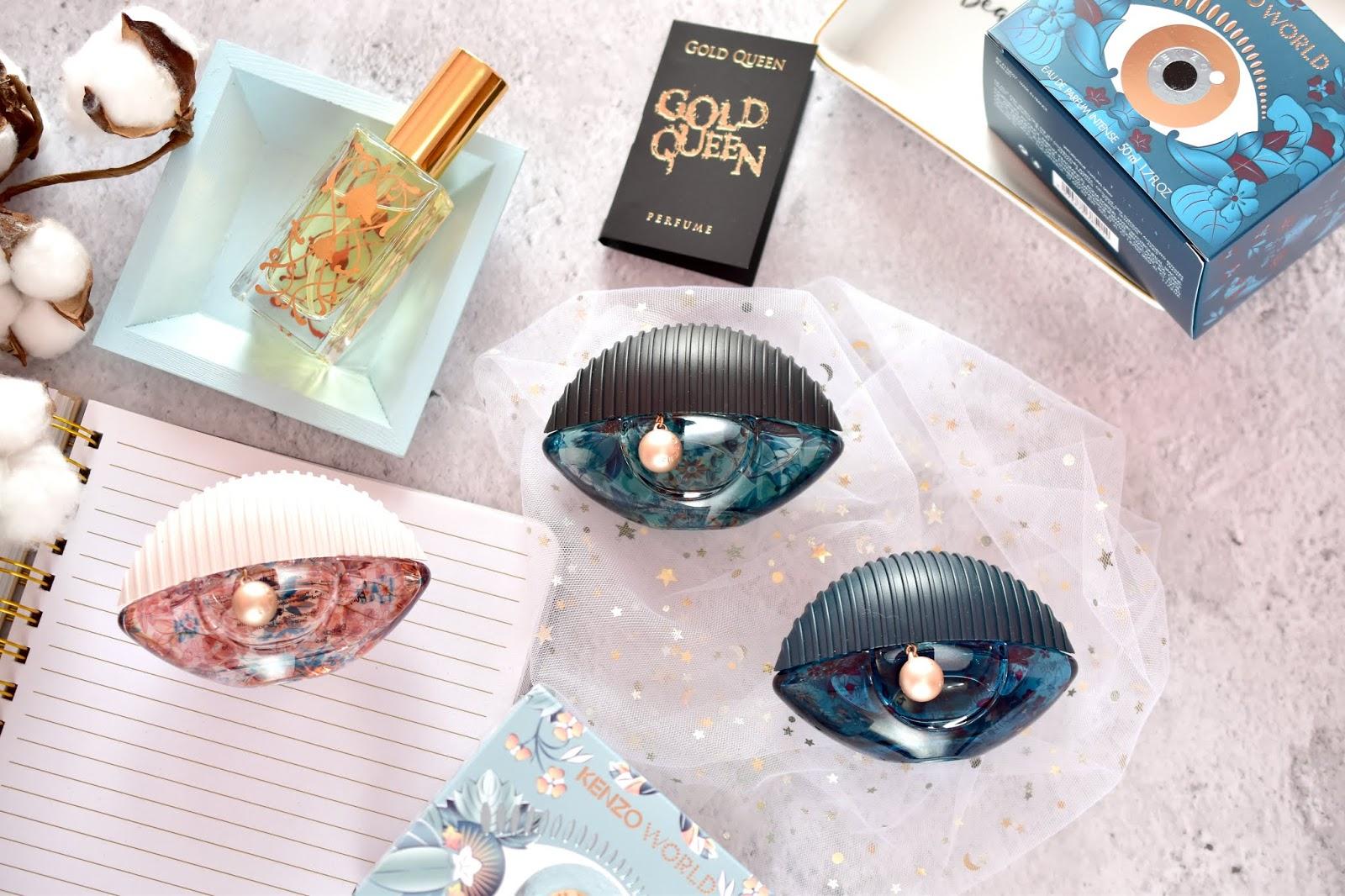 nové parfémy