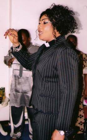 eucharia anunobi preached the gospel