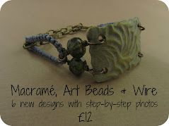 Macramé, Art Beads & Wire ebook