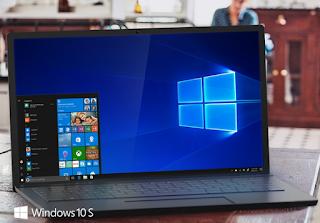 Windows 10 S Resmi Dirilis! Apa Bedanya dengan Windows 10 Biasa?