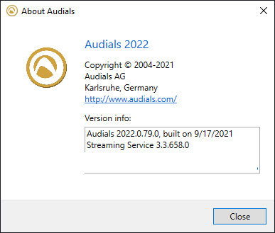Audials One 2022.0.79.0