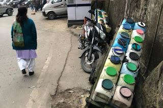 Decoding the Darjeeling Dilemma: Why There is Rain But No Water
