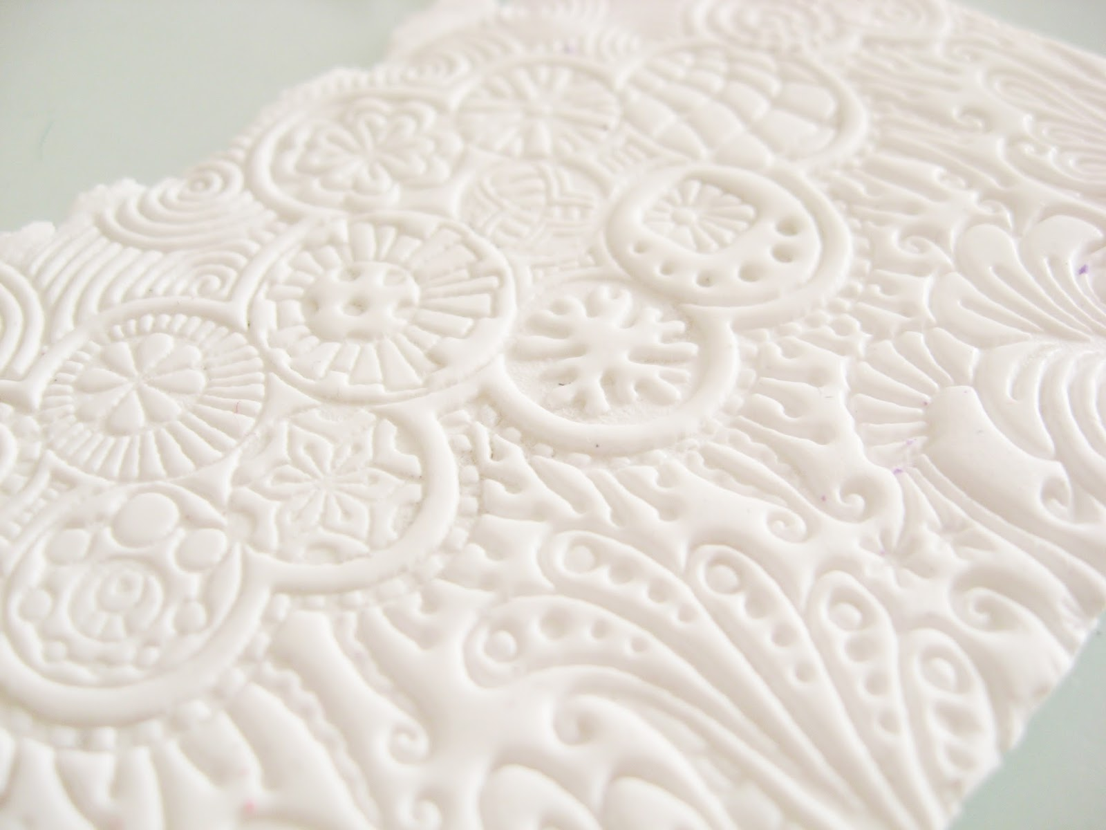 encre pinata adirondack polymère texture