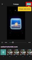 Cara Menghilangkan Watermark Capcut di Video Template