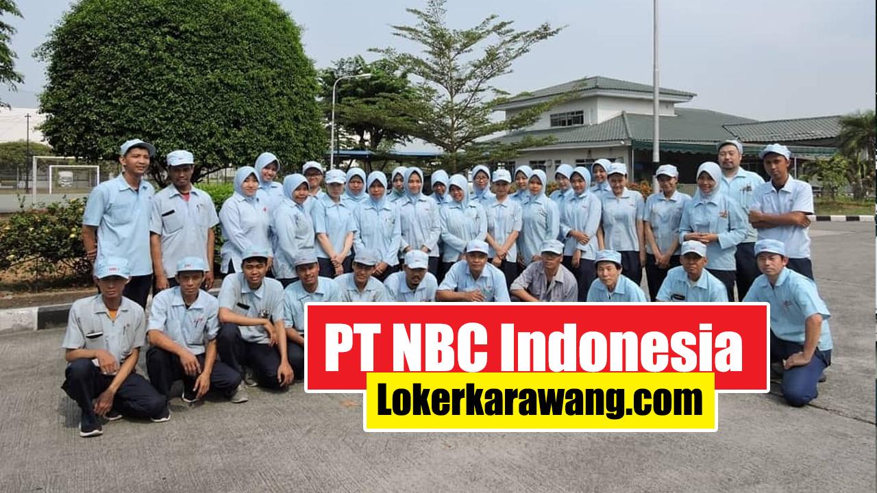 Lowongan Kerja Operator Produksi   PT. NBC Indonesia Karawang - LOKER KARAWANG JULI 2020 Juli 2020